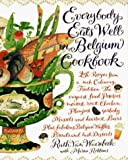 Everybody Eats Well in Belgium Cookbook by Ruth Van Waerebeek (1996-01-08)