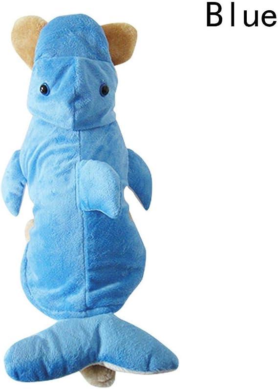 dryujdytru 2019 Nuevo Mascota Disfraz, Tiburón Traje Halloween ...