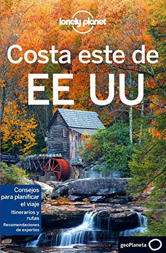 Lonely Planet Costa Este de EEUU (Travel Guide) (Spanish ()