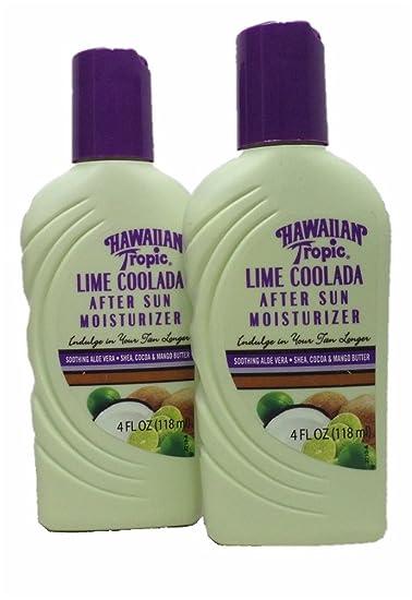 Lime Coolada After Sun Moisturizer Green by Hawaiian Tropic #20