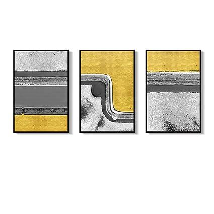 Amazon Com Sed Modern Minimalist Abstract Painting