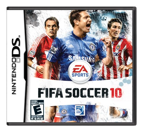 Picture of a FIFA Soccer 10 Nintendo 14633157062