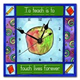 Cheap Teacher Wall Clock