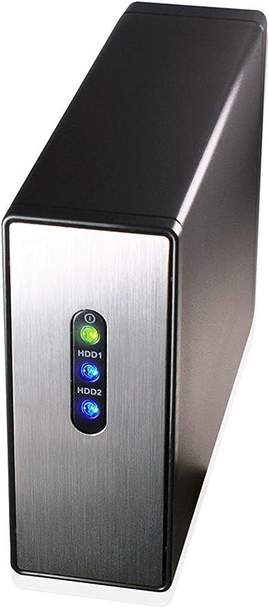 HornetTek Acelerador USB 3.0 Dual Bay 2.5