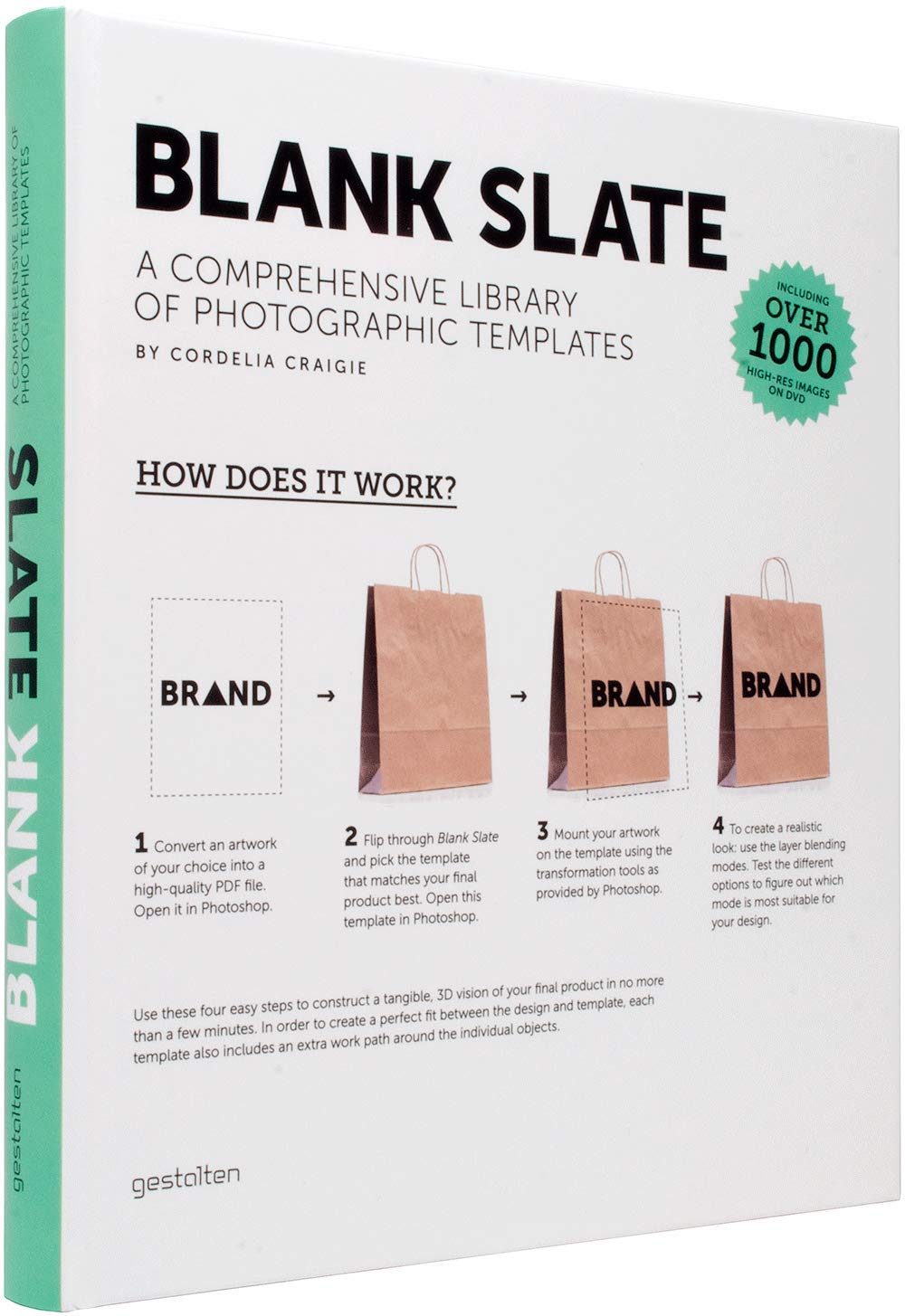 Read Online Blank Slate: A Comprehensive Library of Photographic Dummies pdf