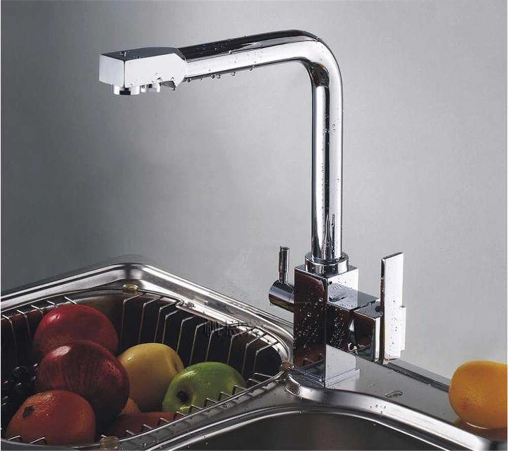 Gyps Faucet Basin Mixer Tap Waterfall Faucet Antique Bathroom The brass faucets pure water faucet quartet hot and cold KITCHEN FAUCET,Mixer Tap Bathroom Tub Lever Faucet