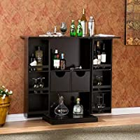 Amazoncom Liquor  Bars  Wine Cabinets  Home Bar Furniture