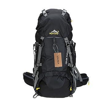 Amazon.com : Lixada 50L Waterproof Outdoor Sport Hiking Trekking ...