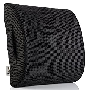 Amazon Com Lower Back Lumbar Support Pillow Instant