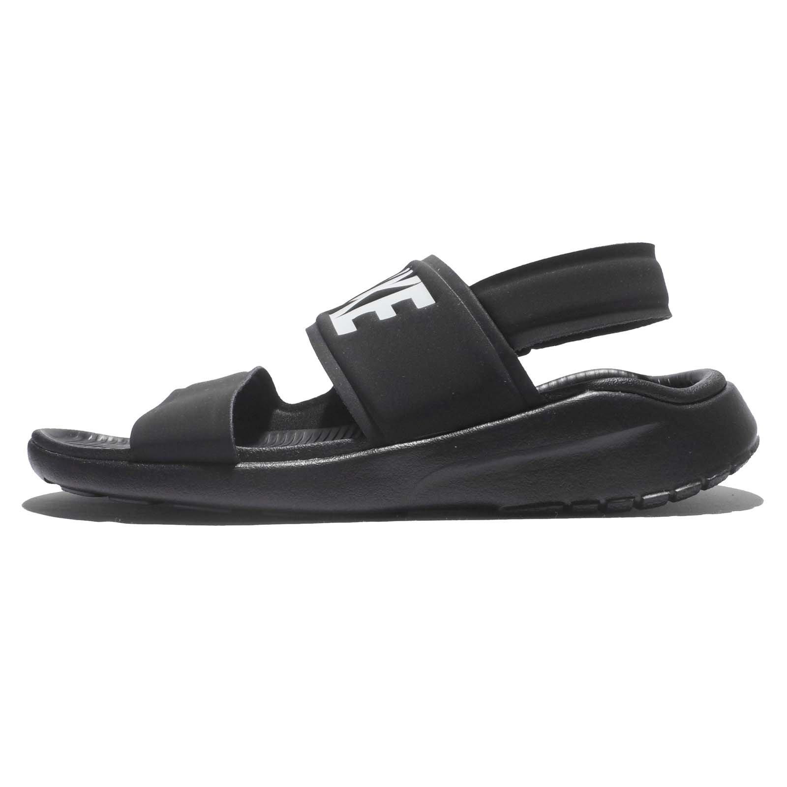 buy online 5a083 c76a9 Galleon - Nike Tanjun Womens Sandal Black White Black 882694-001 (12 B(M) US )