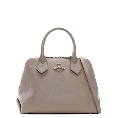 812357f8459 Vivienne Westwood Balmoral Handbag Taupe: Amazon.co.uk: Shoes & Bags