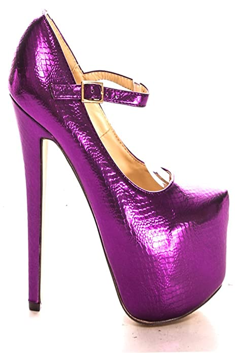 61gL0Pc5p3L. UY695  - 4 High Heel Shoes for Purple Dress