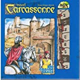 Carcassonne Travel Edition Board Game