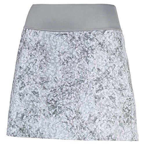 - Puma Golf Women's 2018 PWR Shape Floral Knit Skirt, Medium, Quarry