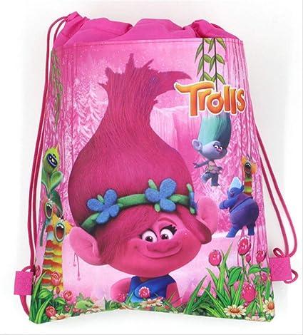 OFOO School Bag Dibujos Animados Arco Iris Unicornio Niños ...