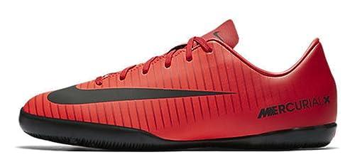 Nike Jr. Mercurial Vapor XI IC, Zapatillas de Fútbol Unisex Niños: Amazon.es: Zapatos y complementos