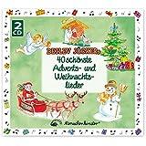 Detlev Jöckers 40 schönste Advents- und Weihnachtslieder (inkl. Liederbuch-Download)