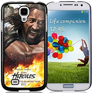 Unique Design Samsung Galaxy S4 Cover Case Wwe Superstars Collection Wwe 2k15 The Rock 04 in Black Samsung Galaxy S4 I9500 i337 M919 i545 r970 l720 Protective Phone Case