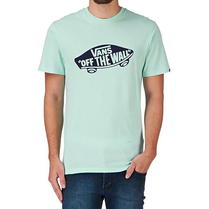 Vans Camiseta de running para hombre, color gris: Amazon.es: Ropa y accesorios