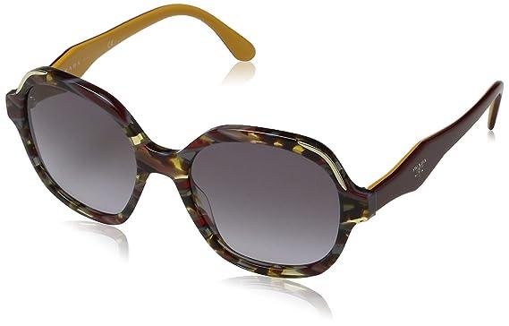 Prada Mujer 0PR06US TH63E2 52 Gafas de sol, Amarillo (Havana ...