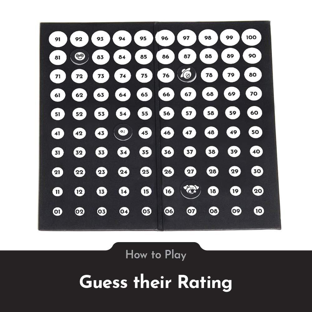 Amazon.com: ¿Qué es tu número? Juego de cartas – Juego de ...