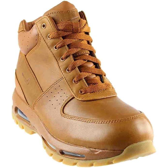 f43f735a1a Amazon.com | NIKE Air Max Goadome Men's Shoes Tawny/Gum Light Brown  865031-208 | Boots