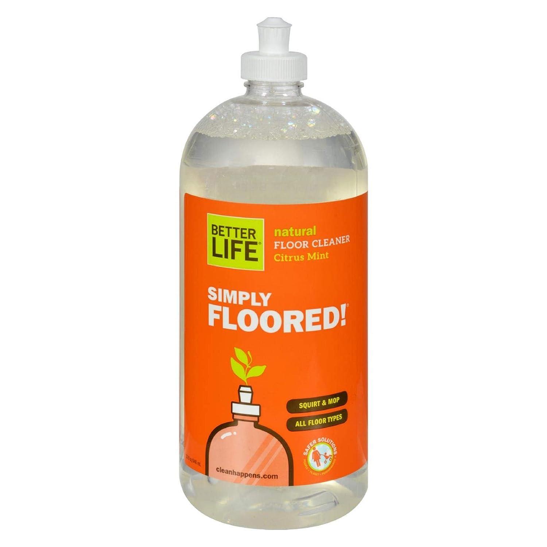 BETTER LIFE SIMPLY FLOORED FLOOR CLEANER