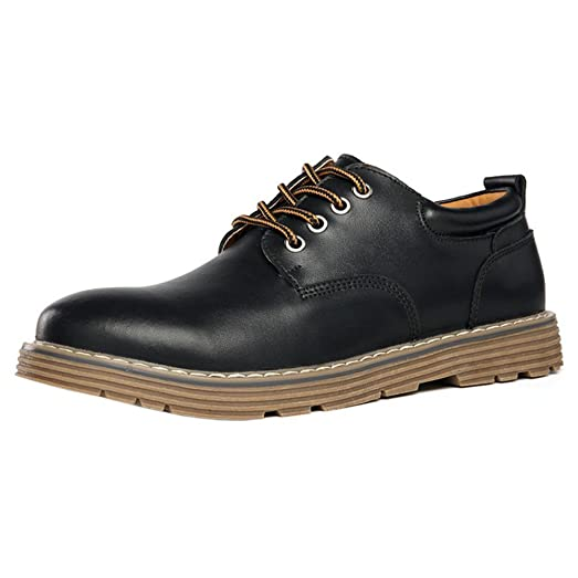 Men Shoes Comfort Lace Up Chukka Boots
