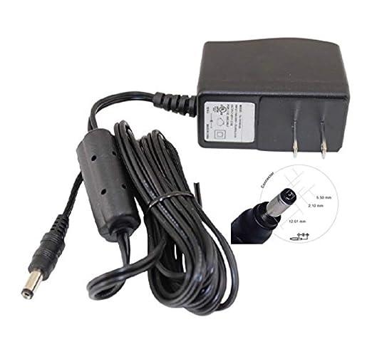 12 V Cargador Adaptador de CA Cable de alimentación Cargador ...