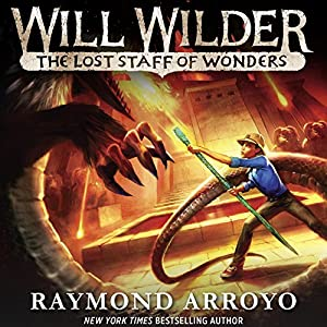 The Lost Staff of Wonders Audiobook
