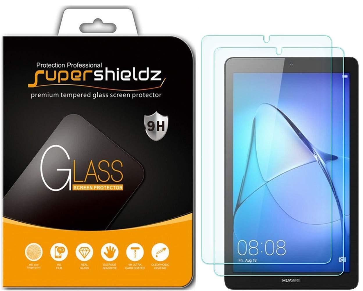 Vidrio Templado Para Huawei Mediapad T3 7 (7.0 Pulg) [2un.]