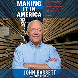 Making It in America Audiobook