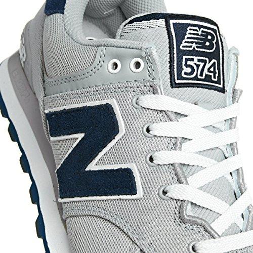 New Balance 574 Pique Polo Pack - Zapatillas para hombre Gris - gris