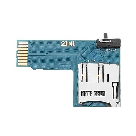 ROUHO 2 En 1 Sistema Dual TF Adaptador De Tarjeta Micro SD ...