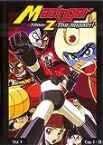 Mazinger Z Edition: The Impact! 3DVD Boxset Vol. 1 (Episode 1-13) [NTSC/Region 1&4 dvd. Import - Latin America] *Spanish audio*