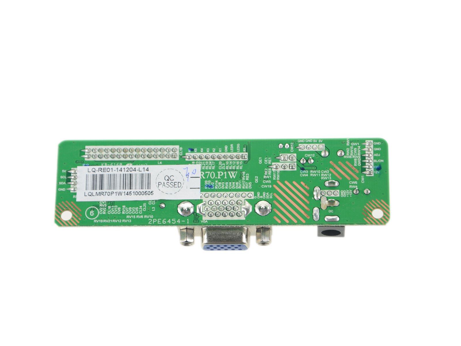 NJYTouch V.M70A VGA Controller Board Kit LVDS Driver For LP171WP4 LTN170WX-L05 LTN170WX-L03 LTN170X2-L02 LCD Screen by NJYTouch (Image #3)