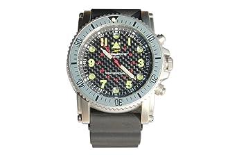 Ledwave Night Eyes II SS Reloj Táctico LED con Cápsulas de Tritium de Caza, Unisex