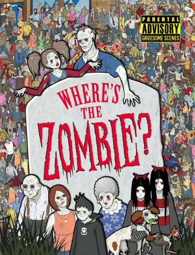 Where's the Zombie (Buster Activity) -