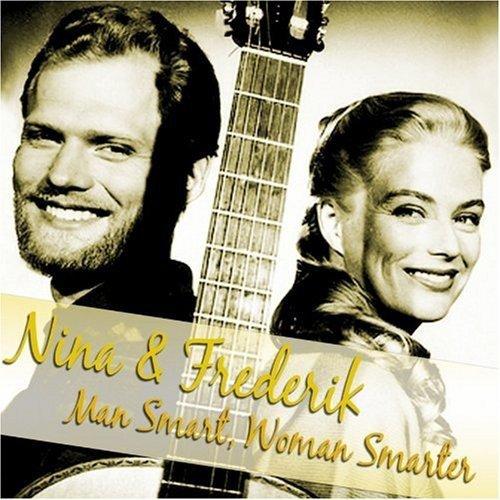 CD : Nina & Frederik - Man Smart Woman Smarter (CD)
