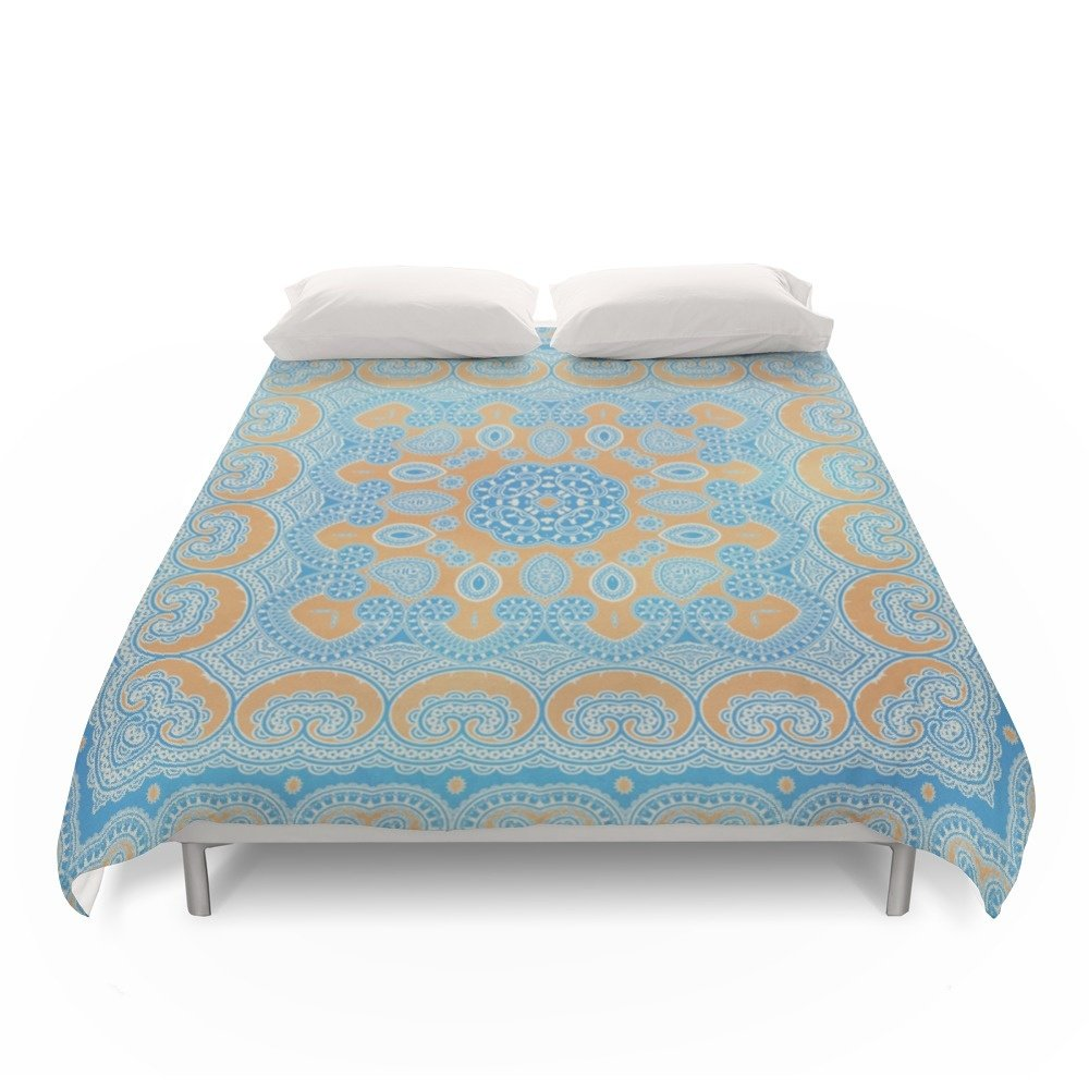 Society6 A Passage To India Duvet Covers King: 104'' x 88''