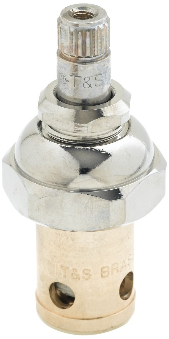 T&S Brass 006010-40 Eterna Spindle Assembly with Ptfe Seat, Right Hand
