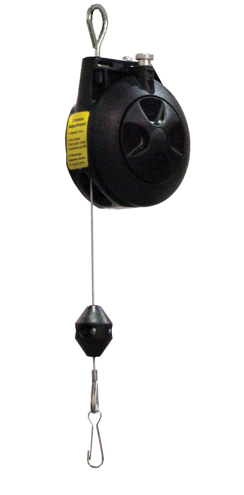 Tool Balancer with Cable, 6ft, 0-1.5 lbs