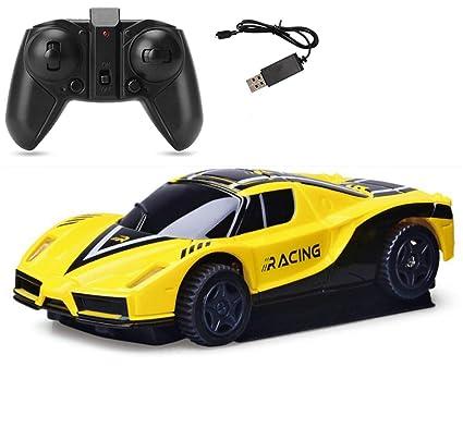 Control Remoto Racing Cars Electric RC Coche Toy 360 ° Flip Stunt Car para NiñOs Adultos