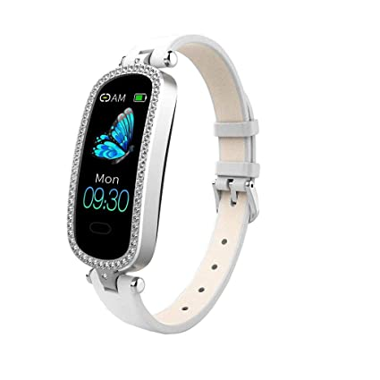 Amazon.com: NOMENI Smart Watch Heart Rate and Blood Pressure ...