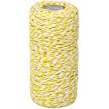 100M Wrap Gift Cotton Rope Ribbon Twine Rope Cord String
