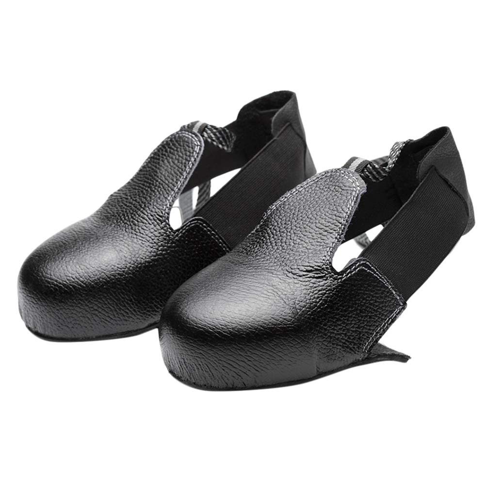 Healifty Steel Toe Cap Safety Overshoe with Adjustable Strap Non-Slip Sole for Men Women Size EUR 36-46