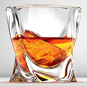 Twist Whiskey Glasses By Ashcroft – Set Of 2 Review