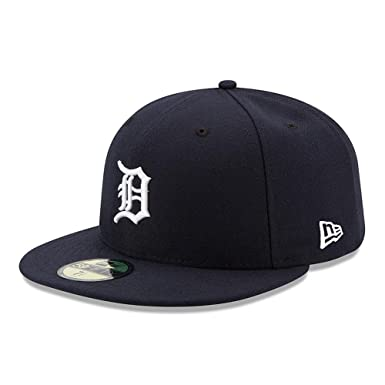 8dc1155e432f0 Amazon.com  New Era 59FIFTY Detroit Tigers MLB 2017 Authentic Collection On Field  Home Fitted Cap  Clothing