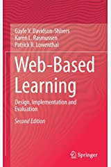 Web-Based Learning: Design, Implementation and Evaluation Hardcover