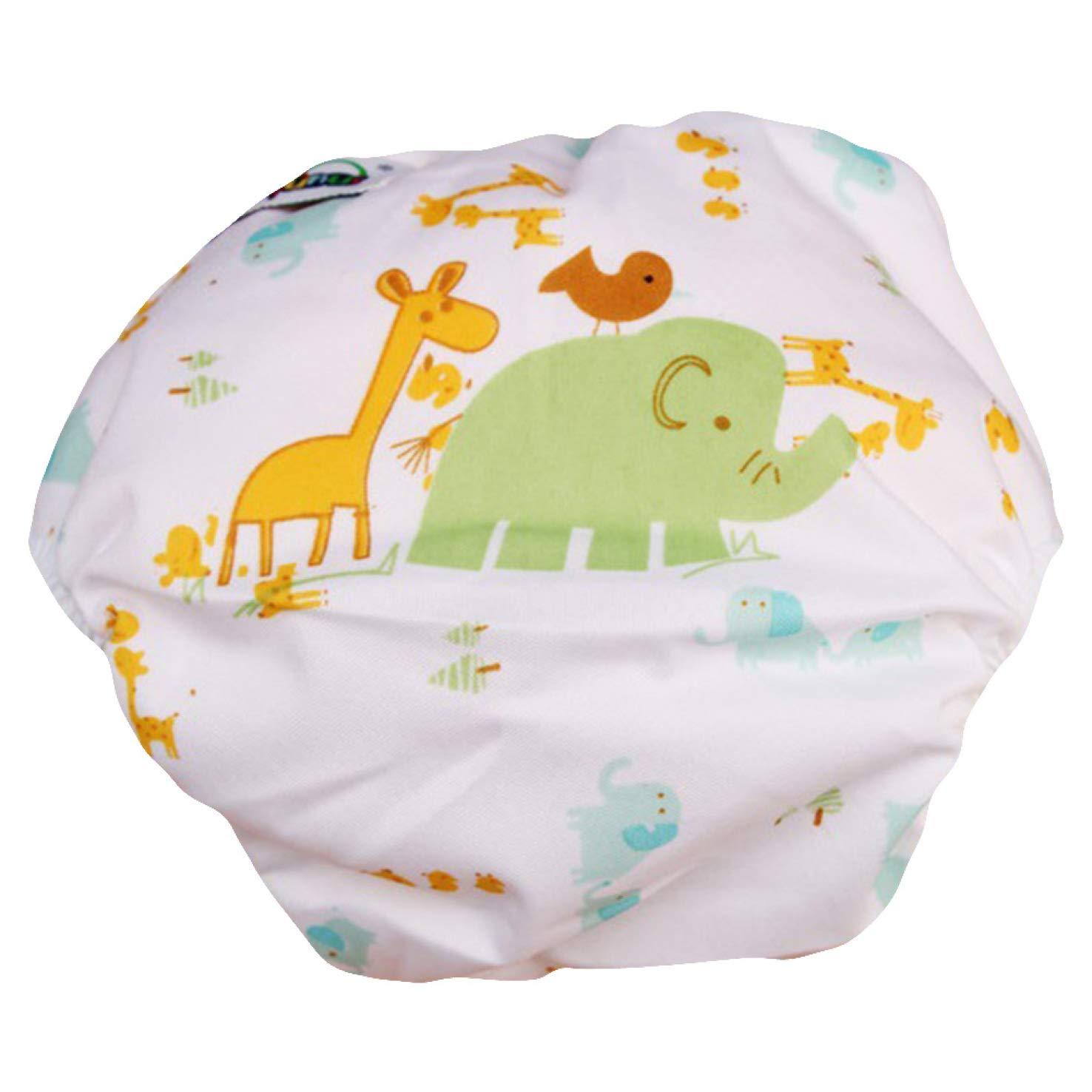 Guangxichuangshengxinfu Seltenes Baby Kleinkind Wiederverwendbare waschbare Stoffwindel Kinder Windel/überzug verstellbar Luxus